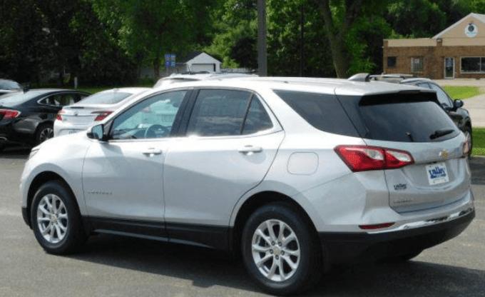 2019 Chevrolet Equinox Exterior