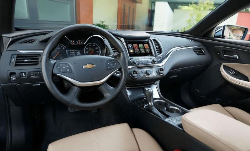 2019 Chevrolet Impala Interior, Price, Colors – Chevrolet ...