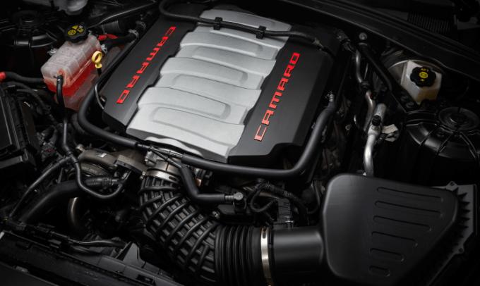 2019 Chevrolet SS Engine