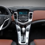 2020 Chevy Cruze Interior