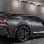 2019 Chevrolet Corvette Convertible Exterior