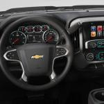 2019 Chevrolet Silverado Trail Boss Interior