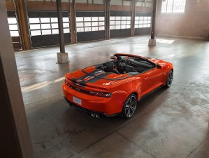 2018 Chevrolet Camaro | Hirlinger Chevrolet | West Harrison, IN