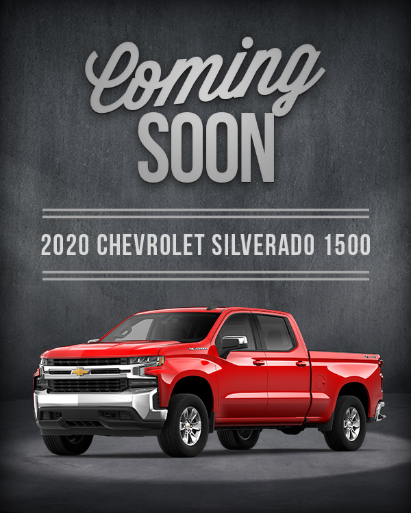 2020 Silverado 1500 in West Harrison, IN