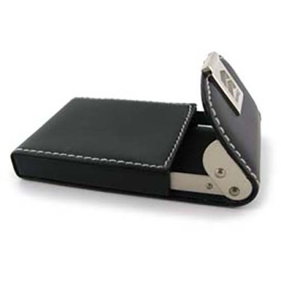 Chevron Business Card Holder