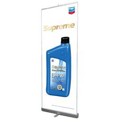 Supreme Banner Stand