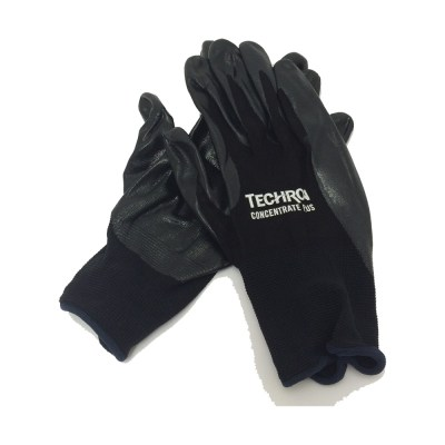 Techron Rubber Work Gloves - Pair
