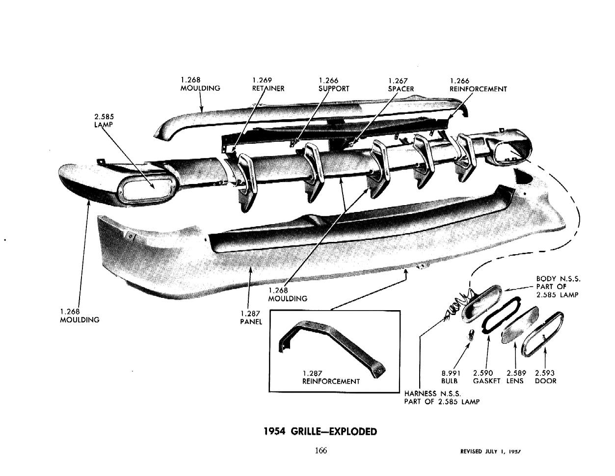 57 Cadillac Engine Diagram. Cadillac. Auto Wiring Diagram