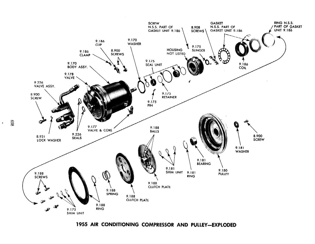 57 Chevy Wiring Harness Ebay Auto Electrical Diagram Related With
