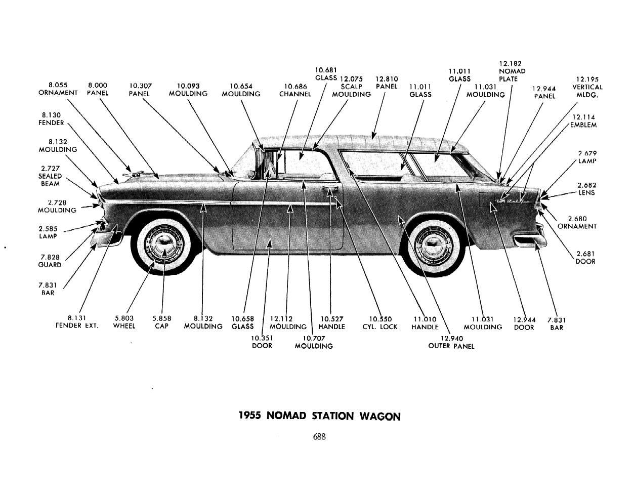 1949 Chevrolet Restoration Info Old Online Chevy Manuals