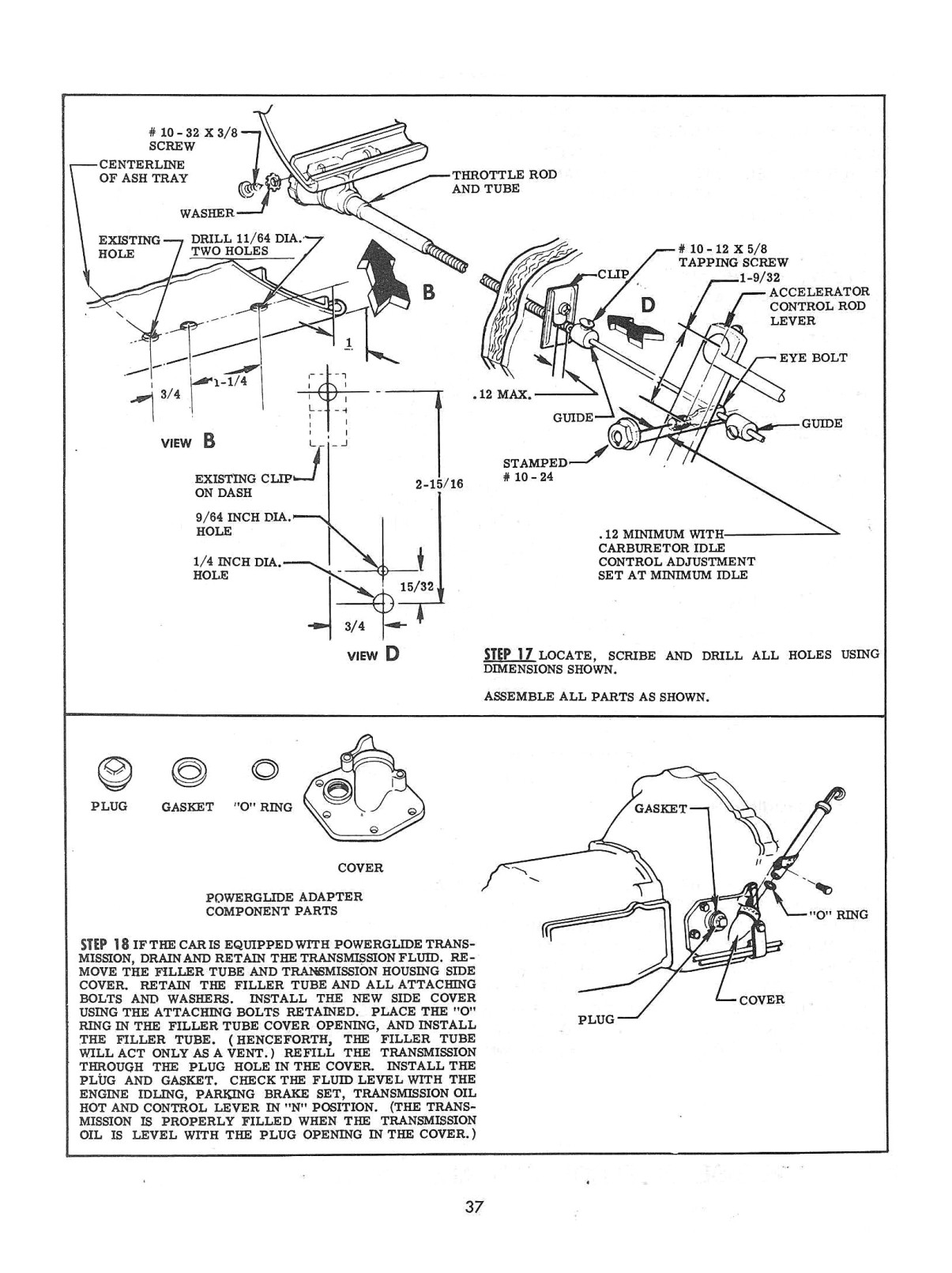 1957 Chevrolet Passenger Car and Truck Accessories