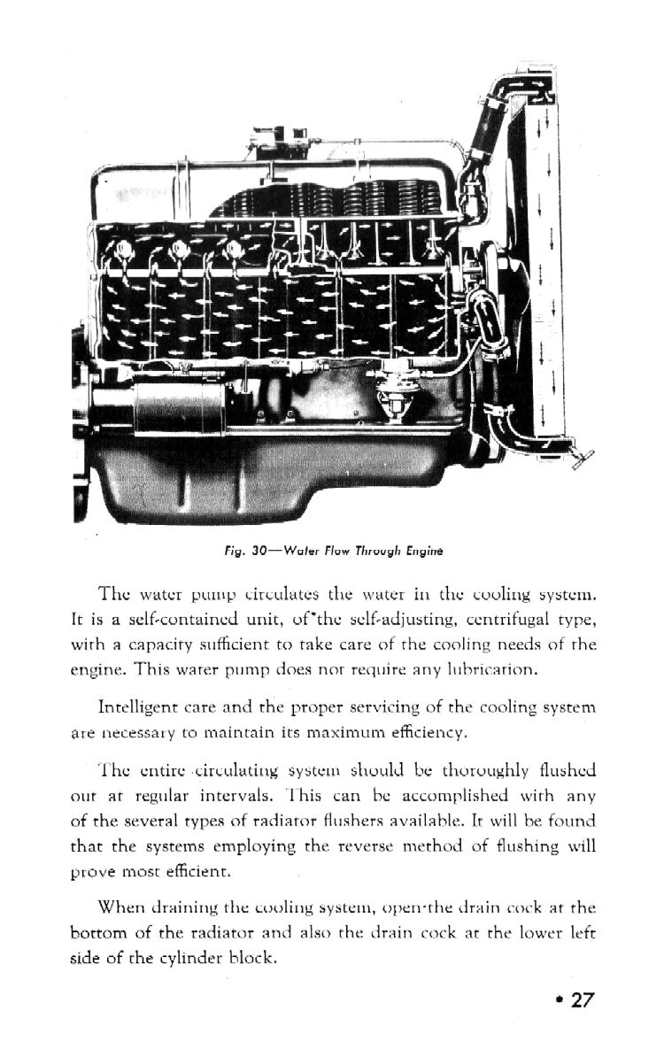 1942 Chevy Owner's Manual