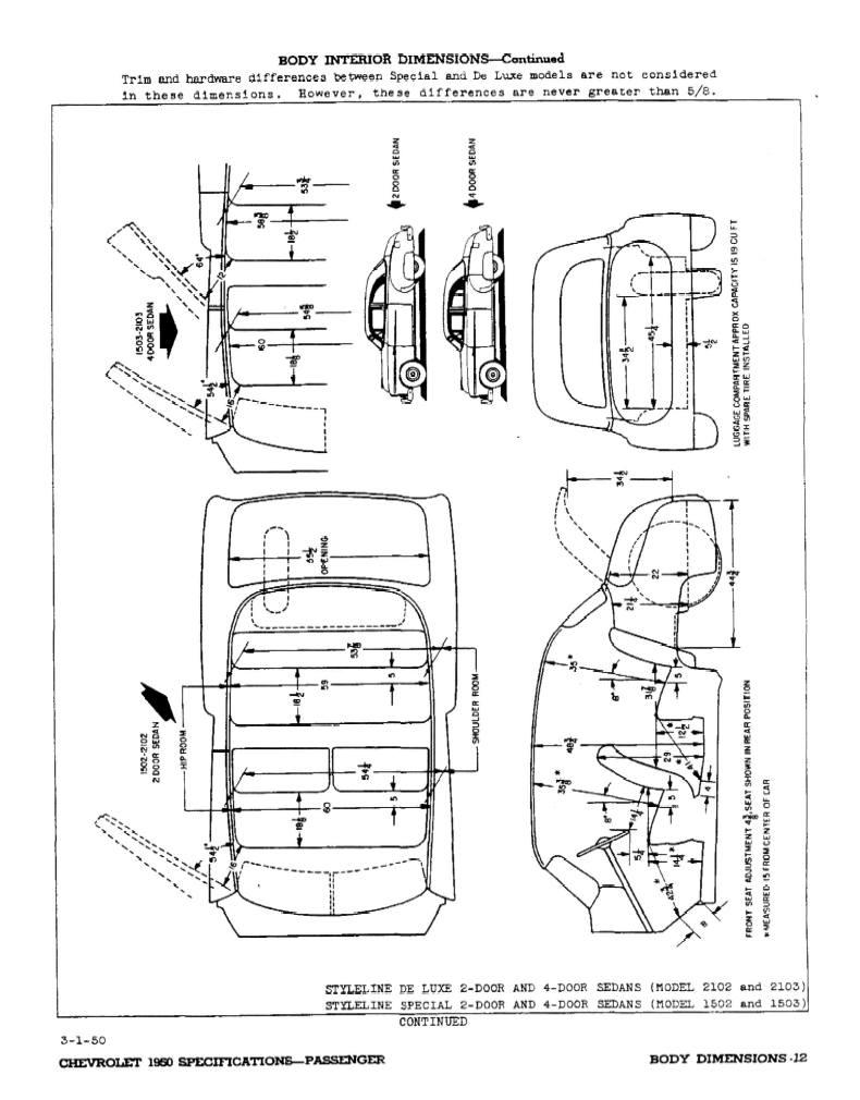1950 Chevrolet Restoration