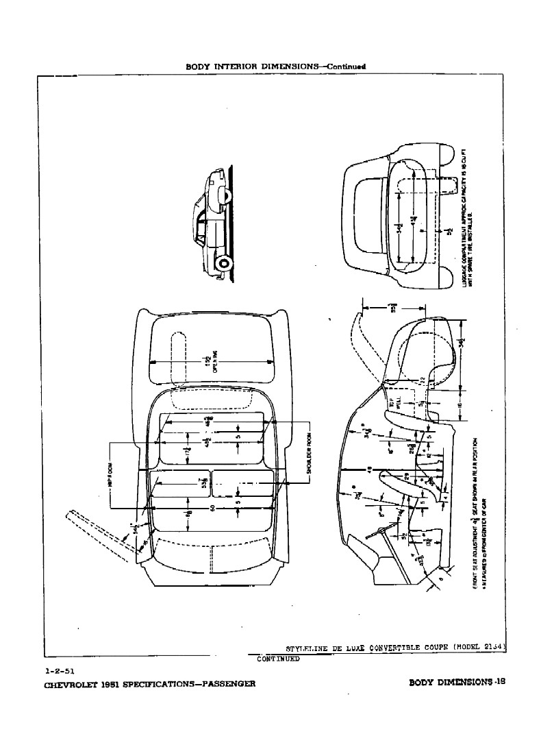 1951 Chevrolet Restoration