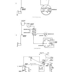 Gm Cs130 Alternator Wiring Diagram 7 Pin Flat Plug Chevy Diagrams 1934 General