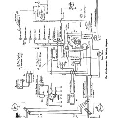 Wiring Diagram Car Pontiac G6 Stereo Chevy Diagrams 1945 Passenger