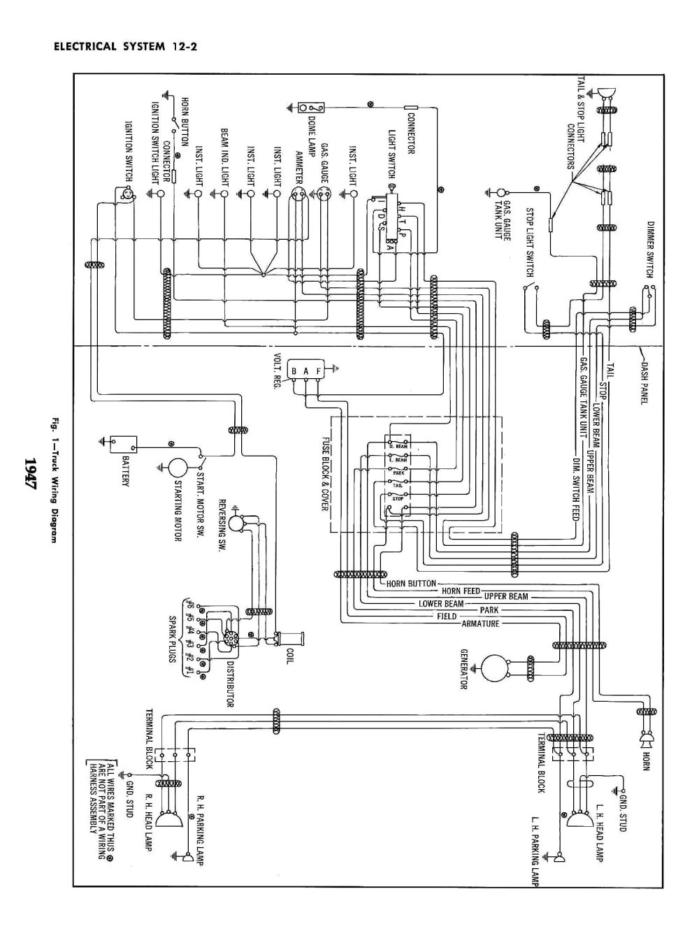 medium resolution of 1953 willys wiring diagram simple wiring schema 1959 willys wagon wiring diagram 1953 jeep wiring diagram