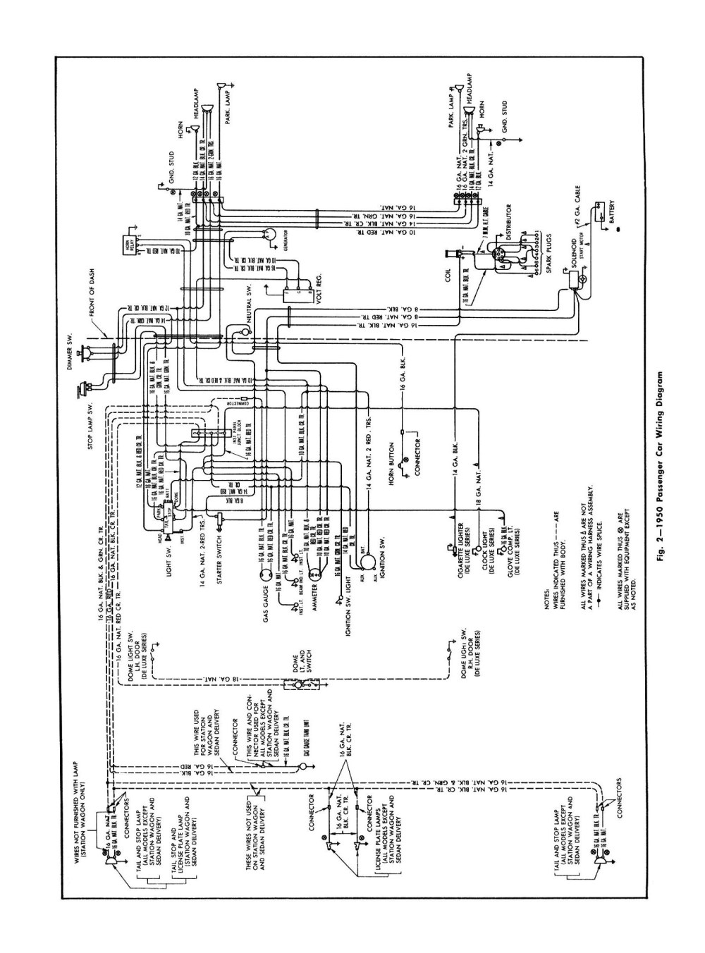 medium resolution of chevy wiring diagrams schematic diagram 1950 hudson wiring diagram