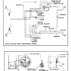 Wiring Diagram For Motorcycle Turn Signals 2005 Chevy Impala Stereo 1953 Truck Signal Get