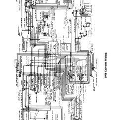 1966 Corvette Starter Wiring Diagram Jaguar S Type Radio Diagrams Of 1958 59 Chevrolet Wire Center