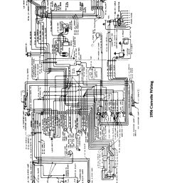 1954 corvette wiring diagram [ 1600 x 2164 Pixel ]