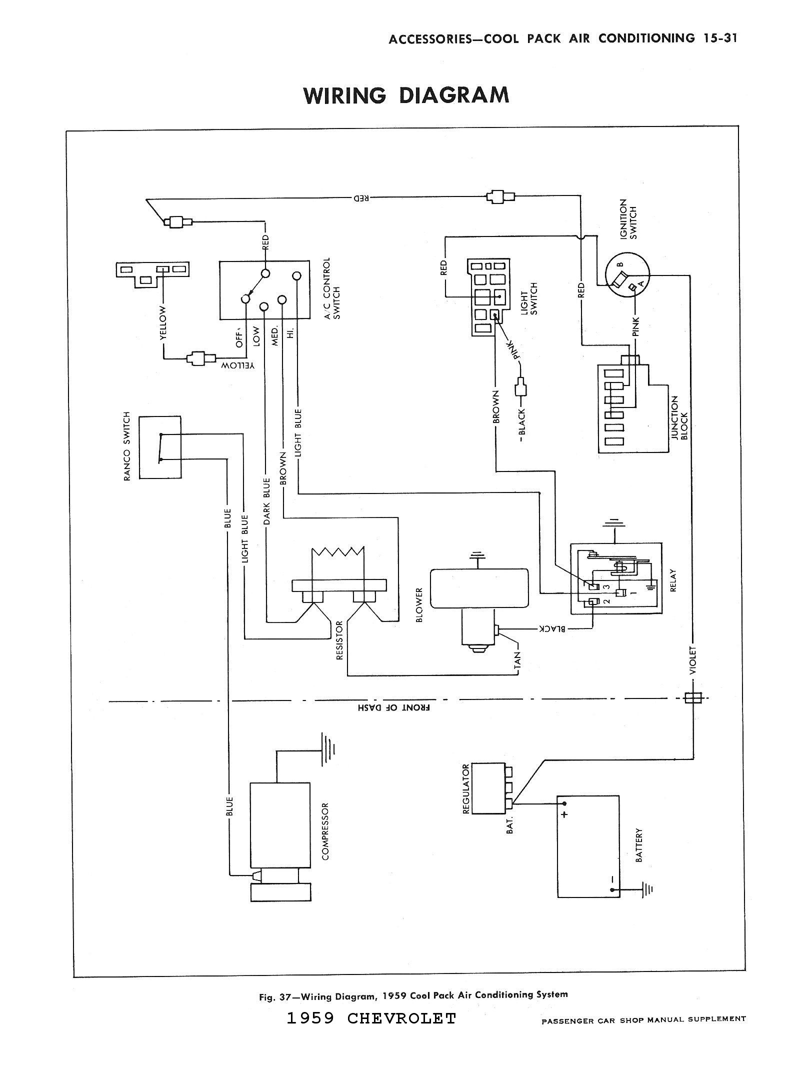 chevrolet alternator wiring diagram 2001 ford f250 radio 1962 corvette starter get free image