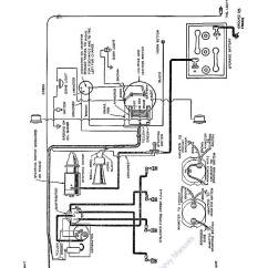 Wiring Diagram Of Motorcycle Horn 2000 Jeep Grand Cherokee Alternator Replacement Button Cj Classics Mustang Turn Medium Resolution 1930 Chevy Diagrams 1930s Switch