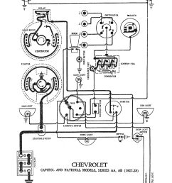 charging circuit diagram for the 1946 48 oldsmobile standard charging circuit diagram for the 1940 49 hudson all models [ 1600 x 2164 Pixel ]