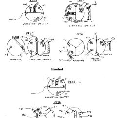 1936 Chevy Truck Wiring Diagram 2003 Pontiac Sunfire Stereo For 1940 Ford Headlight Switch