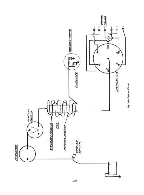 small resolution of 1951 chevy wiring diagram wiring diagram ignition circuit diagram for the 1947 51 frazer all models