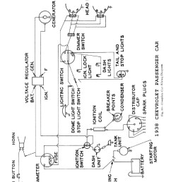 ignition circuit diagram for the 1955 nash 6 cylinder all models ignition circuit diagram for the 1948 54 hudson 6 cylinder [ 1600 x 2164 Pixel ]
