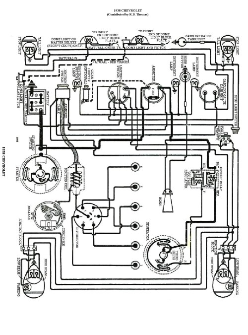 small resolution of  1938 wiring