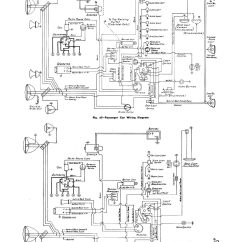 Pickup Wiring Ford Mondeo Car Stereo Diagram 6 Cyl 1958 Chevy Get Free Image