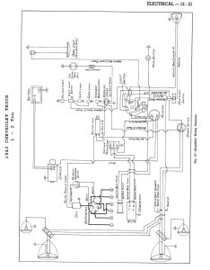 Body wiring diagram  truck also chevy diagrams rh oldcarmanualproject