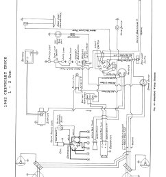 chevy wiring diagrams1942 body wiring diagram 1942 4x2 truck wiring [ 1600 x 2164 Pixel ]