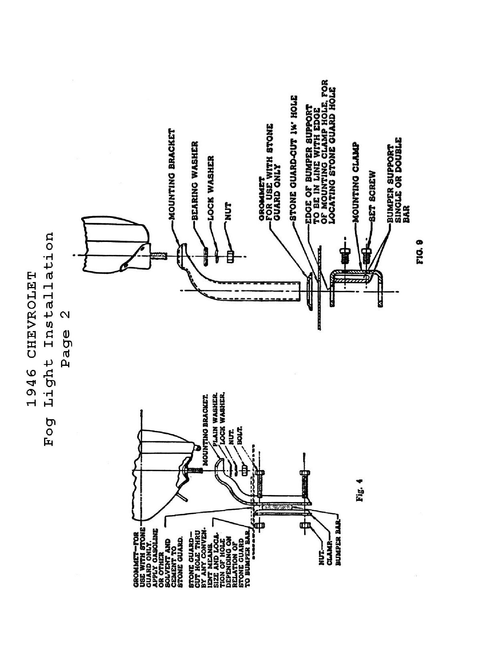 hight resolution of  installation instructions pages 1 2 3 4