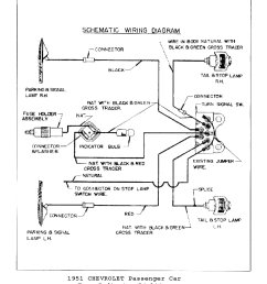 chevy wiring diagrams1951 chevy voltage regulator wiring diagram chevy 1 [ 1600 x 2164 Pixel ]