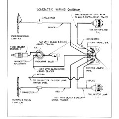 1955 Chevy Headlight Switch Wiring Diagram Mcdonnell Miller For Turn Signals Free
