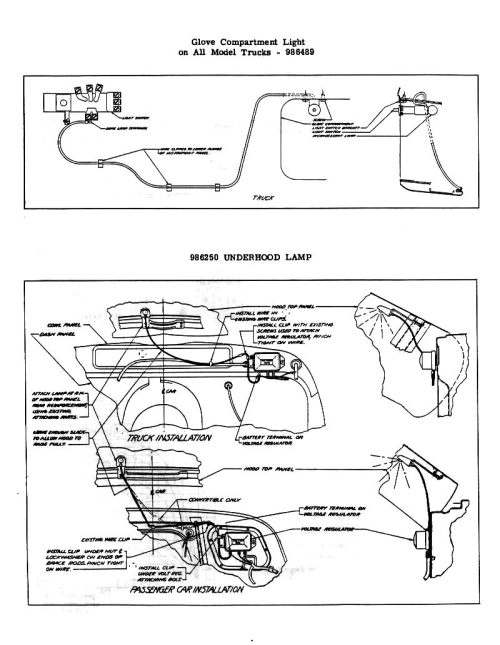 small resolution of 1954 truck chassis wiring pages 0 1 2 3 chevy