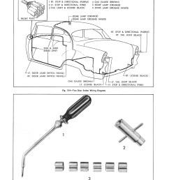 1955 passenger car body wiring 3 [ 1600 x 2164 Pixel ]
