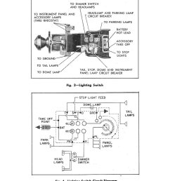 chevy wiring diagrams mix 1955 lighting switch u0026 circuit [ 1000 x 1352 Pixel ]