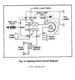 1950 chevy truck headlight switch wiring diagram [ 1600 x 2164 Pixel ]