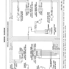 Window Wiring Diagrams Diagram For Home Inverter American Auto Wire Harness Questions Trifive 1955