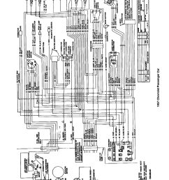 1957 passenger car wiring 2 chevy wiring diagrams  [ 1600 x 2164 Pixel ]
