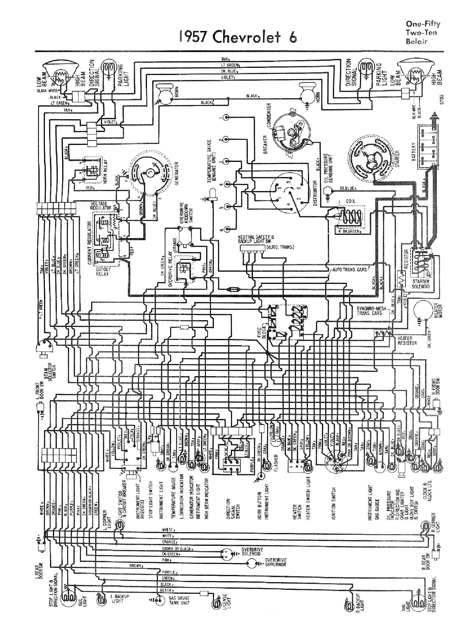 1958 corvette wiring diagram