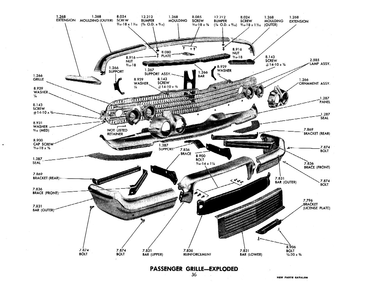 Chevrolet Parts And Accessories