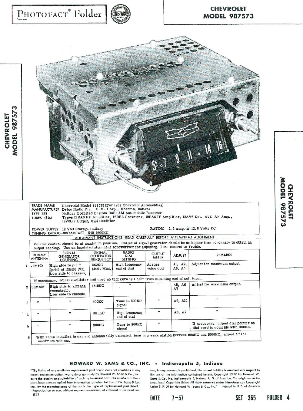 chevy radio 57 diagram of a toilet flush system 1951 chevrolet servicing truck brakes 1957 model 987573