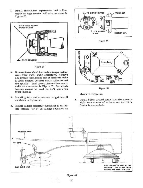 small resolution of 6 volt coil wiring diagram delco distributer