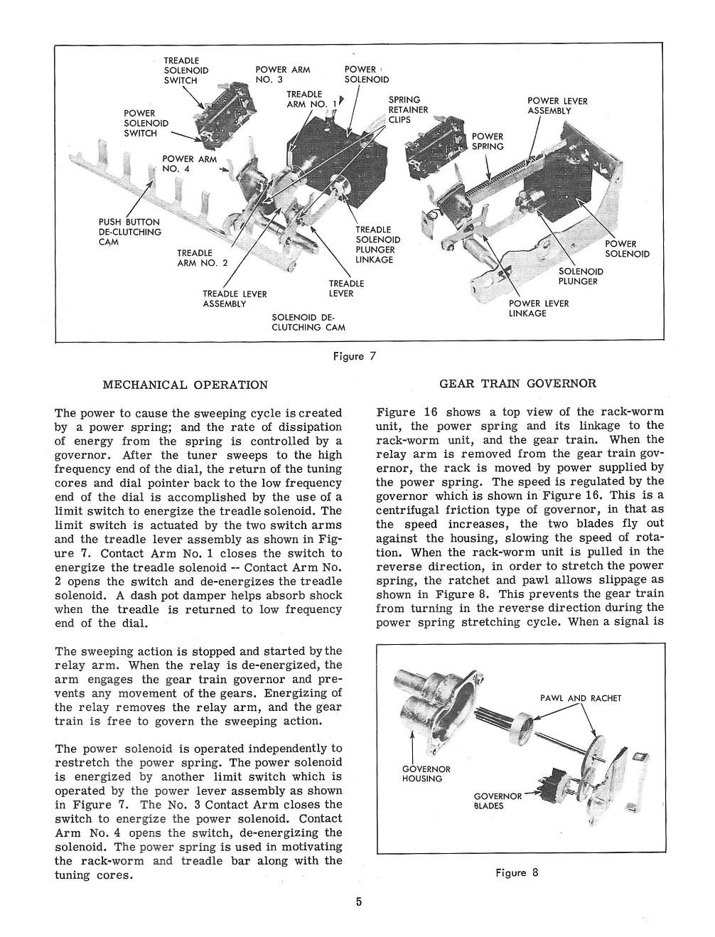 1960 Chevrolet Radio Service and Shop Manual