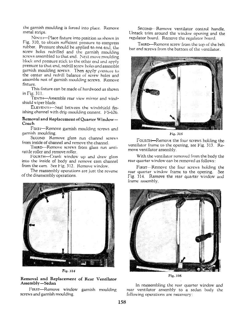 1934 Chevrolet Repair Manual